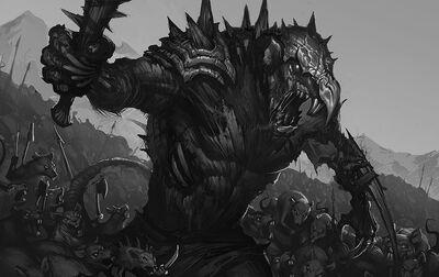 Monster ogrimus dead
