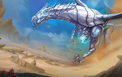 Monster chromus large