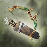 Golden Horn Bow