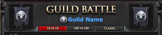 Guild battle top