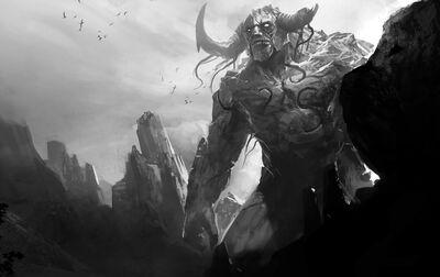 Monster shardros dead