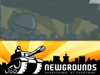 Newgrunds Comparason
