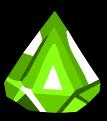 Diamond Green Gem