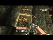 Gold ore in castle miner z