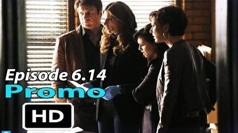 Castle 6x14 Promo Dressed to Kill HD