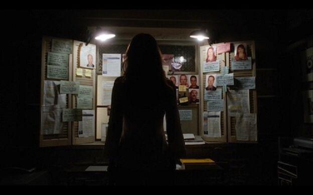 Kate's jb murder board