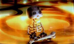 Pachislot2-Comical Skeleton