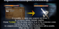 Weapon Combining