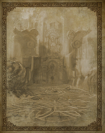 Sanctuary Entrance Travel Book