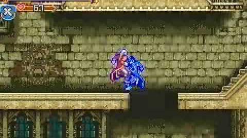 Castlevania Harmony of Dissonance 200% 05 Living Armor