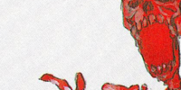 Esqueleto Sangriento
