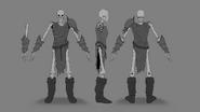 Enemy Armored Skeleton 4