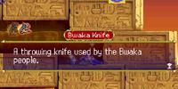 Bwaka Knife