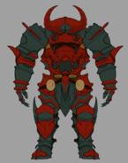 Enemy Possessed Armor 2