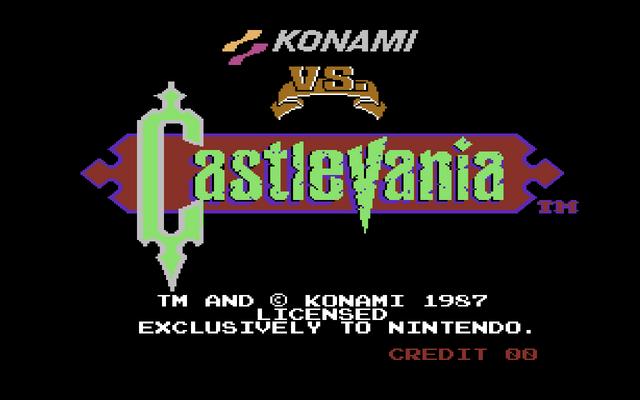 File:VS. Castlevania - 01.png