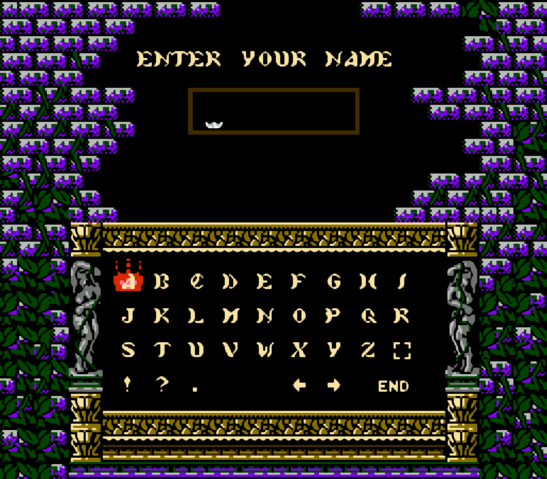 File:Dracula's Curse - Name Entry Screen - 01.png