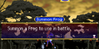 Summon Frog