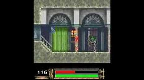 Castlevania Aria Of Sorrow (mobile) - 01