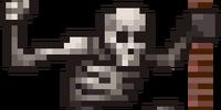Climbing Skeleton