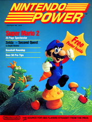 Nintendo Power - 01