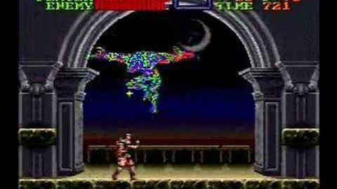 Super Castlevania IV - Slogra, Gaibon and Death