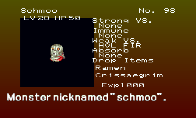 Schmoo Castlevania Wiki Fandom Powered By Wikia