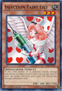 Yu-Gi-Oh! - Injection Fairy Lily - 01