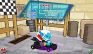 Krazy Kart Racing - Dracula 01
