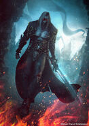 LOS2J-Dark Dracula Costume