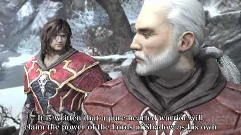 Castlevania Lords of Shadow - Hideo Kojima Special Trailer