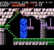 NES Castlevania 3 screenshot 4