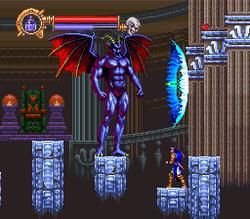 Castlevania - Vampires Kiss (E) Final Boss 2
