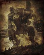Riot Mech Book of Dracul