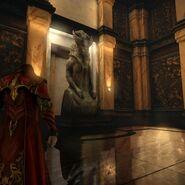 Zobek's Emporium Statue