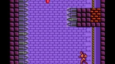 Castlevania The Adventure - Stage 4 - No Damage