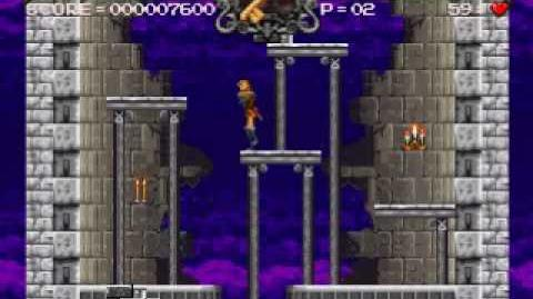 Castlevania - Bloodstorm Sneak Peek