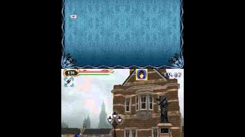 Castlevania Portrait of Ruin custom Richter hack