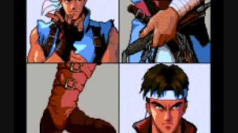 Richter Belmont tribute