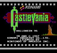 Castlevania - Halloween 98 (Hack) 001