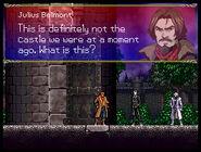 Castlevania Comic Julius