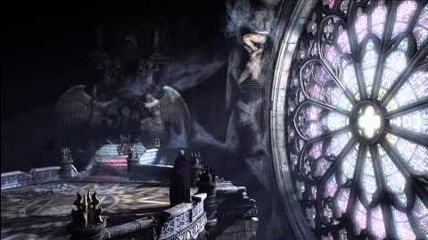 Castlevania Lords of Shadow Ending Dracula 1080P (True Ending)