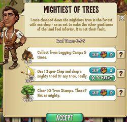 Mightiest of Trees