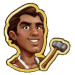 Rafael with Hammer