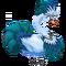 Merengue Swan