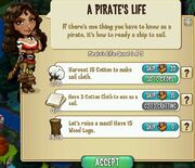 Pirate's Life 1