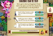 SharingCanBeBadCastleville