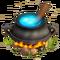 Blue Cauldron
