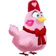 Pecked Chicken