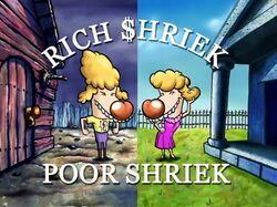 RichShriekPoorShriek