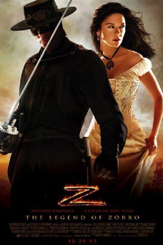 21. THE LEGEND OF ZORRO (2005)